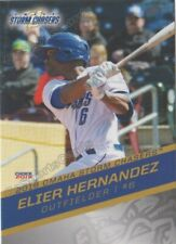 2019 Omaha Storm Chasers Elier Hernandez RC Rookie Kansas City Royals