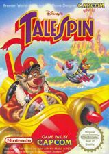 TaleSpin Nintendo Nes Cleaned & Tested Authentic