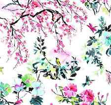 DESIGNERS GUILD FABRIC CHINOISERIE  FLOWER PEONY SHANGHAI GARDEN COLLECTION