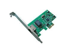 PCI EXPRESS - Carte PCIE 10/100/1000 Gigabit Ethernet - RTL8111C