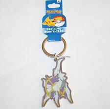 Pokemon GO ARCEUS Character Metal Key Chain Keychain Key Ring Nintendo NEW