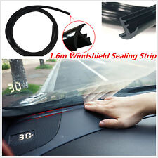 Car Windshied 1.6m Sealing Strip Noise Insulation Soundproof Anti-dust Seals
