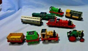 Thomas The Tank Engine  x 9 Diecast (lot 4 )