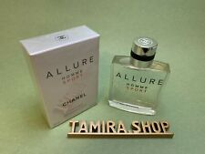 Chanel Allure Homme Sport Cologne /Eau de Toilette /3.4oz / 100ml /Men