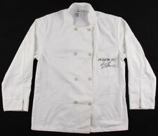 "Larry Thomas Signed ""Seinfeld"" Chef Coat  ""No Soup for You!""(JSA)  The Soup Nazi"