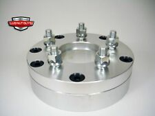 4 Wheel Spacers Adapters 4x45 To 5x45 2 Thick 4 Lug To 5 Lug