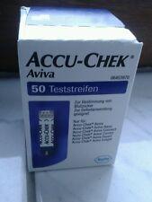 Accu Chek Aviva 50  Teststreifen  Neu / OVP