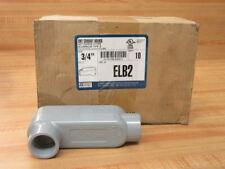 Topaz Electric ELB2 Conduit Bodies ELB2 (Pack of 10)