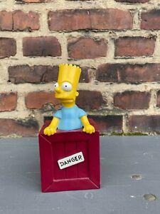 Seltene Spardose, Sparkasse - The Simpsons Bart (Fox 1997) Interne Nr 1268
