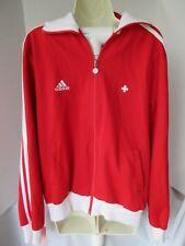 Adidas Freude Herrscht UEFA Euro 2008 Football Championship Track Jacket Sz Med