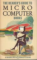 """ITHistory (1983) Book: """"Readers Guide To Microcomputer Books Nicita/ Petrusha B3"""