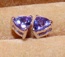 Gorgeous Tanzanite Earrings