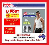 MEN MEN'S SLIMMING BODY SLIM N LIFT AND BELLY SHAPER UNDERWEAR COMPRESSION