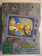 DIE SIMPSONS DIE KOMPLETTE SEASON ONE - 3 DVD COLLECTORS EDITON BOX - OVP