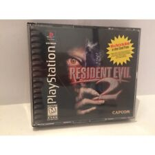 Resident Evil 2 Sony Playstation PS1 US