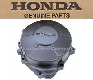 OEM Honda Left Engine Stator Magneto Cover 07-19 CBR600 RR Alternator Case #G86