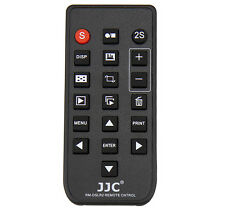 UK Store! CameraPlus® JJC RM-DSLR2 IR Wireless Remote replaces SONY RMT-DSLR2