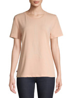 Karl Lagerfeld Paris Embellished Stretch Tee Brand New 2020 Size S,M