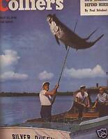 1948 Colliers May 22 - Tarpon Fishing;Defending America