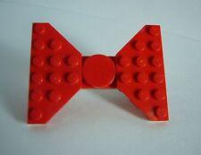 Brick Hair Bow by AbbieDabbles, uses LEGO bricks