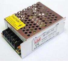 LED Power Supply Transformer AC 110/240V to DC 12V 2A for 3528 5050 led strip