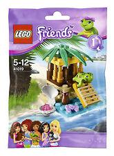 LEGO Friends 41019  Turtle's Little Oasis 33 Pieces Series 1
