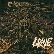 Endless Procession of Souls - Grave Compact Disc