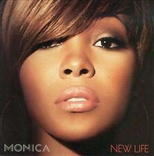 Monica New Life CD