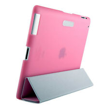 IPAD SMART SHELL CASE PINK COVER STAND PROTECTION SKIN PAD PROTECTOR IPAD 2 3 4