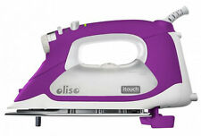 Oliso TG1100 1800W Smart Steam Iron Press w/ iTouch Technology Purple NEW