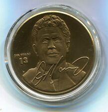 1997-00 Highland Mint Mint-Coins 36 Dan Marino Bronze 4199/25000
