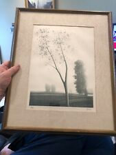 Robert Kipniss - Limited Edition Lithograph Landscape Signed & Numbered /260 B