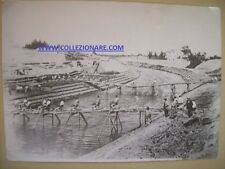 FOTOGRAFIA ALLUVIONE POLESINE PHOTO FLOOD ITALY POLESINE 1951 (G3)( 3 )
