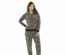 JUICY COUTURE 1X Velour Leopard Tracksuit (Womens PLUS Size 1X) NWT MSRP $136