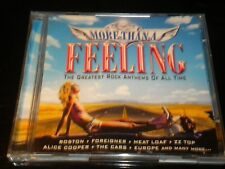 More Than A Feeling - Plus Grand Rock Anthems Of All Time - 2CDs Album - 2004