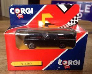 CORGI 1990 - 90520 T-BIRD MIB