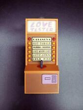 "Kidrobot Simpsons Love Tester Machine Moe's Tavern Mini Series 3"" Chase Rare OOB"