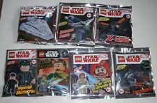 LEGO Star Wars - Minifiguren / Raumschiff zum Aussuchen Limited Edition