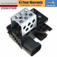 Fan Heater Blower Motor Resistor Fits For Peugeot Renault 255503792R 255509263R