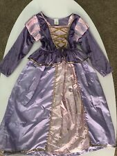 Princess Rapunzel Costume 5-7 years old