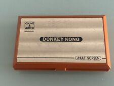 Nintendo Game and Watch Donkey Kong DK-52