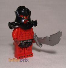 Lego Crust Smasher (Armour) from set 70311, 70319, 70324 Nexo Knights NEW nex012