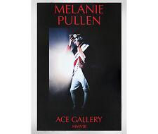 Melanie Pullen, Violent Times, Ace Gallery Exhibition Poster, 2008
