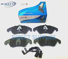 AUDI A4 2.0 TFSI / QUATTRO ALLIED NIPPON FRONT BRAKE PADS OE QUALITY