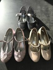Girls Party Shoes Bundle Size 12 And 13