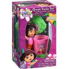 Dora the Explorer Toothbrush Holder Set