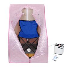 Portable Personal Therapeutic Steam Sauna SPA Slim Detox Weight Loss Home Indoor