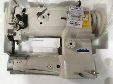 Yamata 1341 10 Cylinder Arm Walking Foot Needle Feed Sewing Machinetablemotor