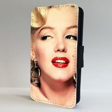 Marilyn Monroe Beautiful Face FLIP PHONE CASE COVER for IPHONE SAMSUNG