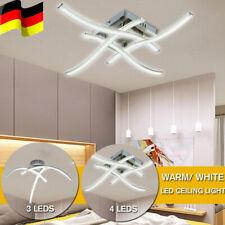 Deckenleuchte LED Deckenlampe Moderne Design Wohnzimmerlampe Beleuchtung Lampe